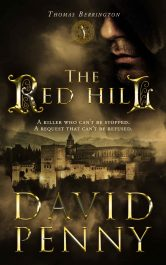 bargain ebooks The Red Hill Historical Mystery by David Penny