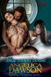 bargain ebooks Blue Moon House Erotic Romance by Angelica Dawson