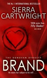 bargain ebooks Brand Erotic Romance by Sierra Cartwright