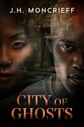 bargain ebooks City of Ghosts Paranormal Thriller by J.H. Moncrieff