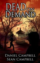 bargain ebooks Dead on Demand British Crime Thriller by Sean Campbell