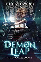 bargain ebooks Demon Leap Urban Fantasy by Tricia Owens