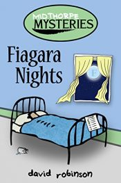 bargain ebooks Fiagara Nights Mystery by David Robinson