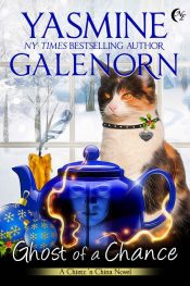 bargain ebooks Ghost of a Chance Horror Mystery by Yasmine Galenorn
