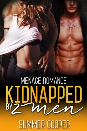 bargain ebooks Kidnapped by 2 Men Contemporary Romance by Summer Cooper