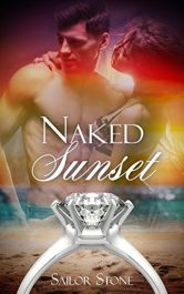 bargain ebooks Naked Sunset Contemporary Romance by Sailor Stone