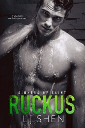 bargain ebooks Ruckus Contemporary Romance by L.J. Shen
