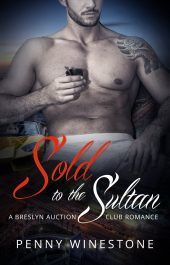 bargain ebooks Sold to the Sultan Erotic Romance by Penny Winestone