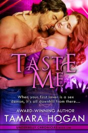 bargain ebooks Taste Me Paranormal Romance by Tamara Hogan