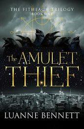 bargain ebooks The Amulet Thief Horror by Luanne Bennett