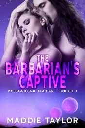 bargain ebooks The Barbarian's Captive Erotic Romance by Maddie Taylor