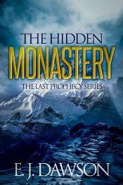 bargain ebooks The Hidden Monastery Science Fiction by E.J. Dawson