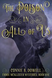 bargain ebooks The Poison in All of Us Young Adult/Teen Historical Fiction by Connie B. Dowell