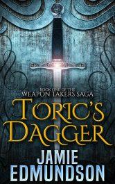 jamie edmundson toric's dagger