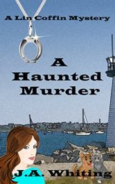 J.A. Whiting A Haunted Murder