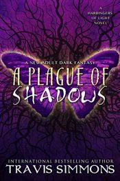 bargain ebooks A Plague of Shadows YA Fantasy by Travis Simmons