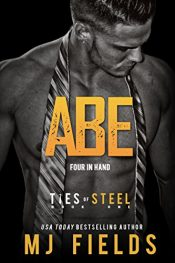 bargain ebooks Abe: Four in the Hand Erotic Romance by MJ Fields