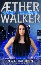 bargain ebooks Aether Walker: Game Changer Horror by N.A.K. Baldron