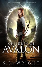 S.E. Wright children of avalon
