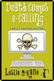 leslie o'kane death comes e-calling