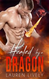bargain ebooks Healed by a Dragon Paranormal Romance by Lauren Lively