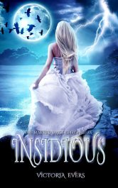 bargain ebooks Insidious: An Urban Fantasy Romance (The Marked Mage Chronicles, Book 1) YA Paranormal Romance by Victoria Evers