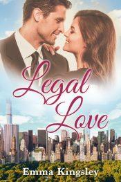 bargain ebooks Legal Love Inspirational Romance by Emma Kingsley