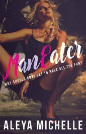 bargain ebooks ManEater Romantic Comedy by Aleya Michelle