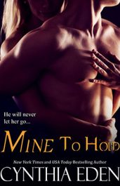 bargain ebooks Mine to Hold Romance by Cynthia Eden