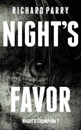 bargain ebooks Night's Favor Paranormal Thriller by Richard Parry