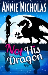 bargain ebooks Not His Dragon Paranormal Romance by Annie Nicholas