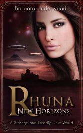 bargain ebooks Rhuna: New Horizons Time Travel Fantasy by Barbara Underwood