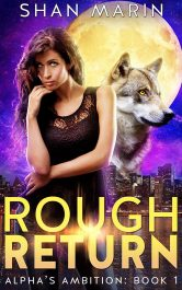 bargain ebooks Rough Return Urban Fantasy by Shan Marin