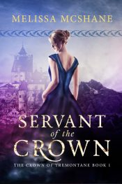 bargain ebooks Servant of the Crown Romantic Fantasy by Melissa McShane