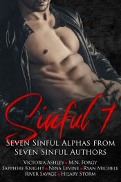 bargain ebooks Sinful Seven Anthology Erotic Romance by Multiple Authors