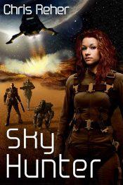 bargain ebooks Sky Hunter SciFi Adventure by Chris Reher