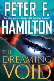 bargain ebooks The Dreaming Void SciFi Adventure by Peter F. Hamilton