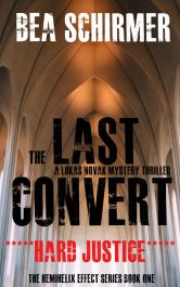 bargain ebooks The Last Convert Action/Adventure Mystery/Thriller by Bea Schirmer