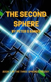 bargain ebooks The Second Sphere SciFi Adventure by Peter Banks