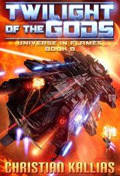 bargain ebooks Twilight of the Gods Science Fiction Adventure by Christian Kallias