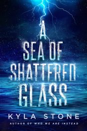 bargain ebooks A Sea of Shattered Glass YA Science Fiction by Kyla Stone