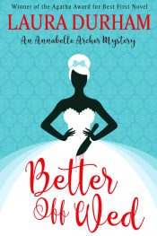 bargain ebooks Better Off Wed Cozy Mystery by Laura Durham