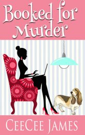 bargain ebooks Booked for Murder Cozy Mystery by CeeCee James