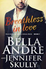 bargain ebooks Breathless in Love Romance by Bella Andre