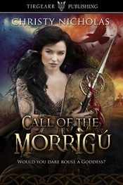 Christy Nicholas Call of the Morrigu