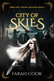 bargain ebooks City of Skies YA Fantasy by Farah Cook