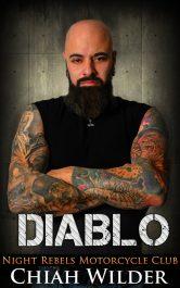 bargain ebooks DIABLO: Night Rebels MC Erotic Romance by Chiah Wilder