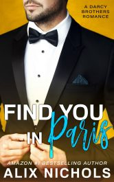 bargain ebooks Find You in Paris Contemporary Romance by Alix Nichols