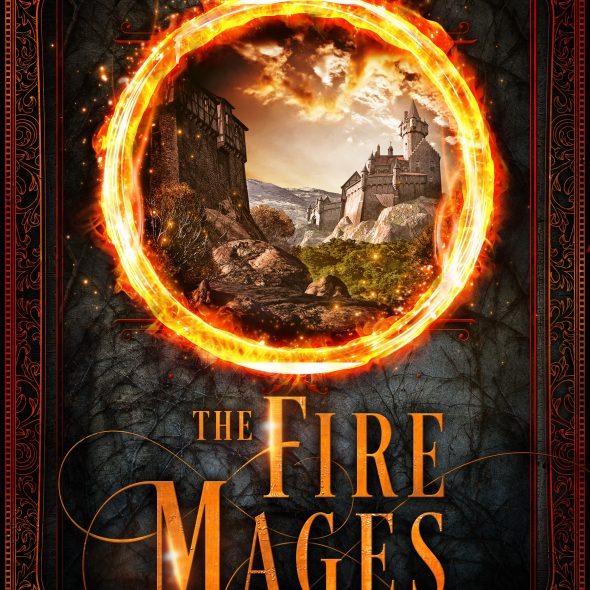 Pauline M. Ross The Fire Mages