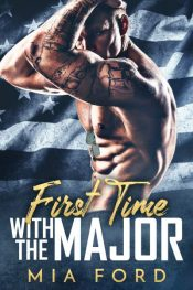 bargain ebooks First Time With The Major Military Romance by Mia Ford